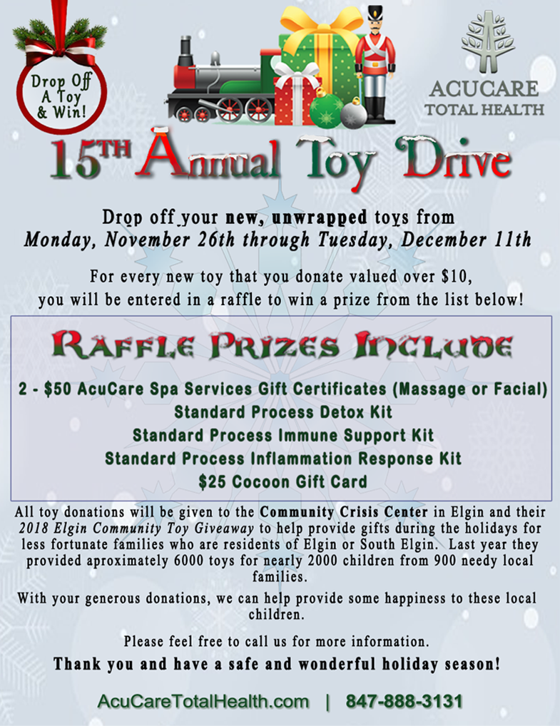 15th Annual Toy Drive