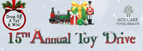 Our 15th Annual Holiday Toy Drive